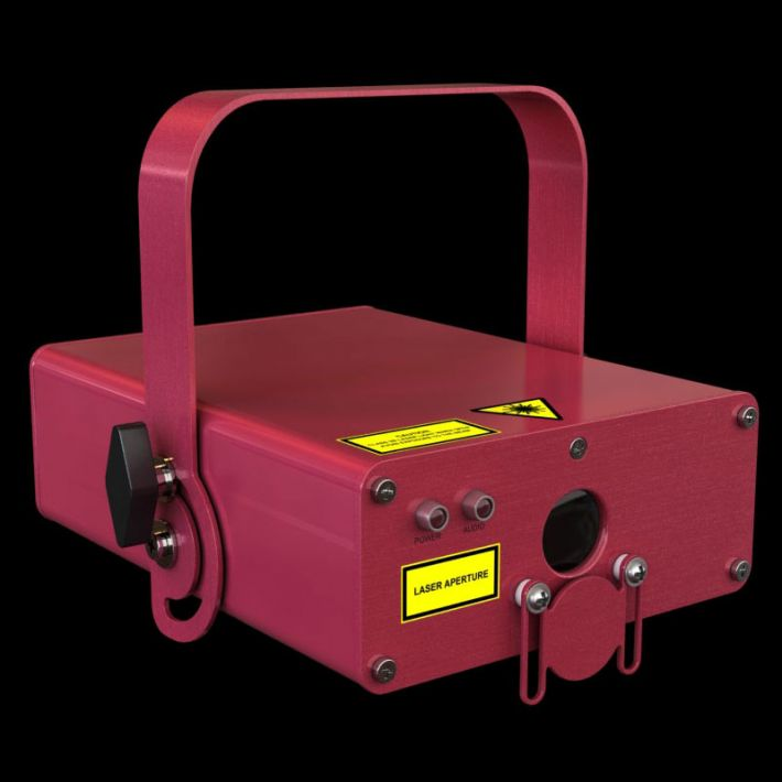 laser aperture 39 AM104 Archmodels