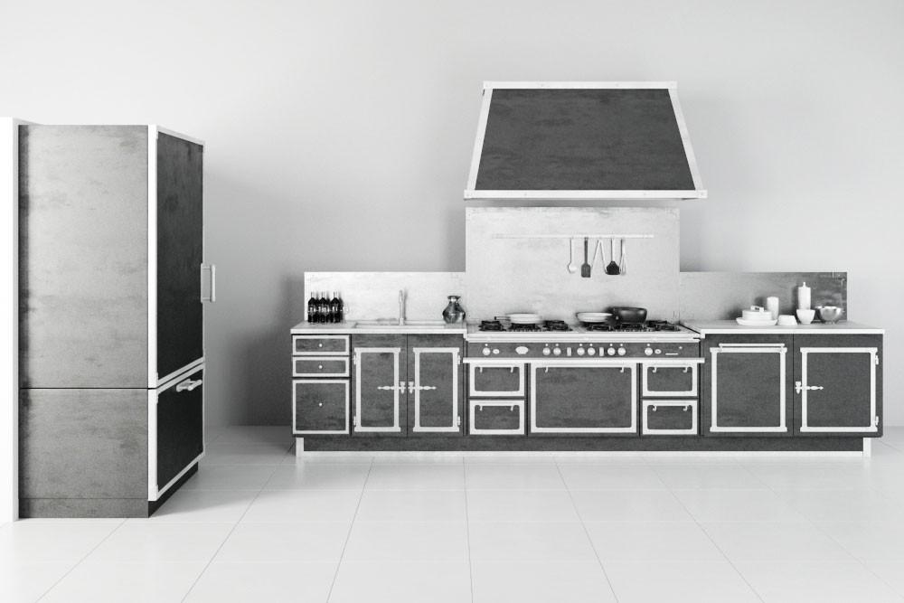 kitchen 19 AM166 Archmodels