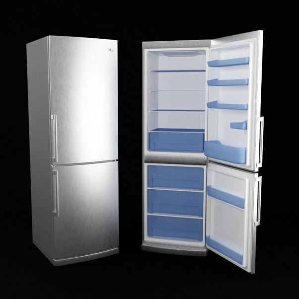 LG GR419BSGA kitchen appliance 48 AM68 Archmodels