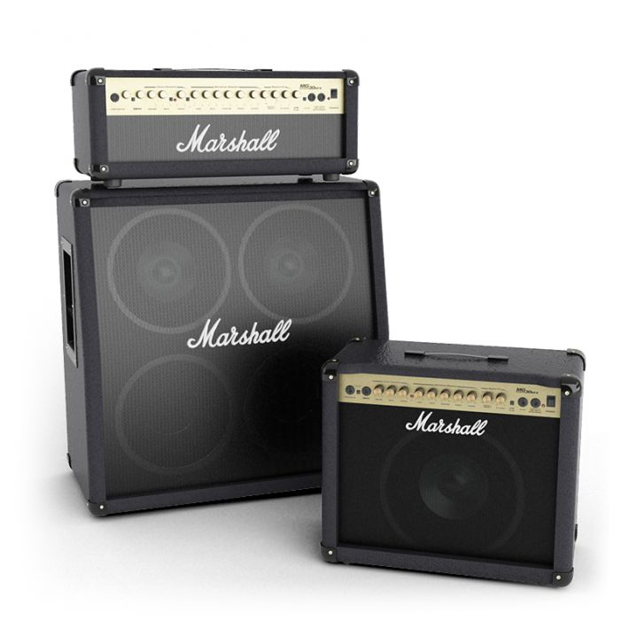 Marshall Guitar Amplifier 45 AM67
