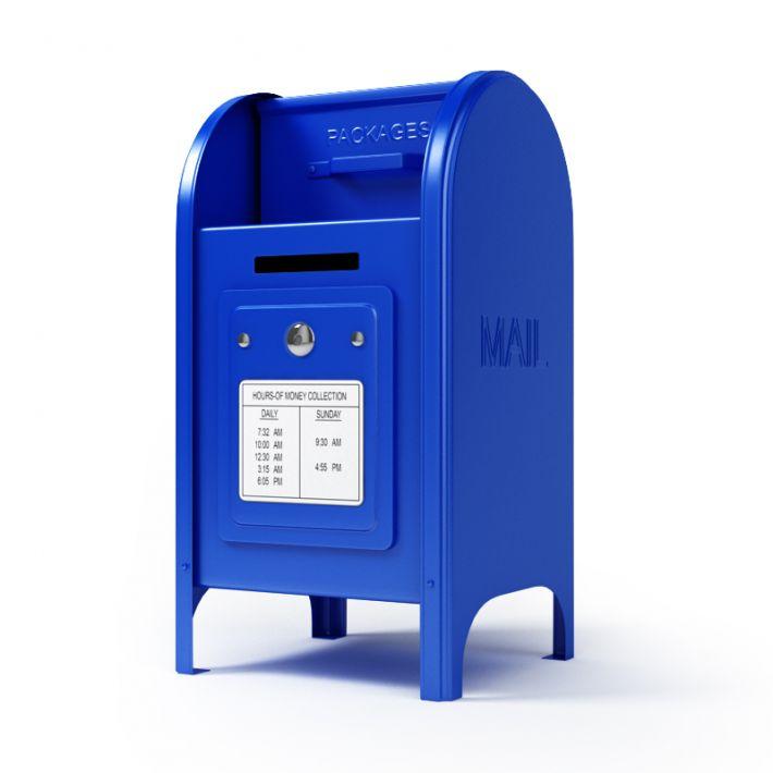 mail box 92 AM95 Archmodels