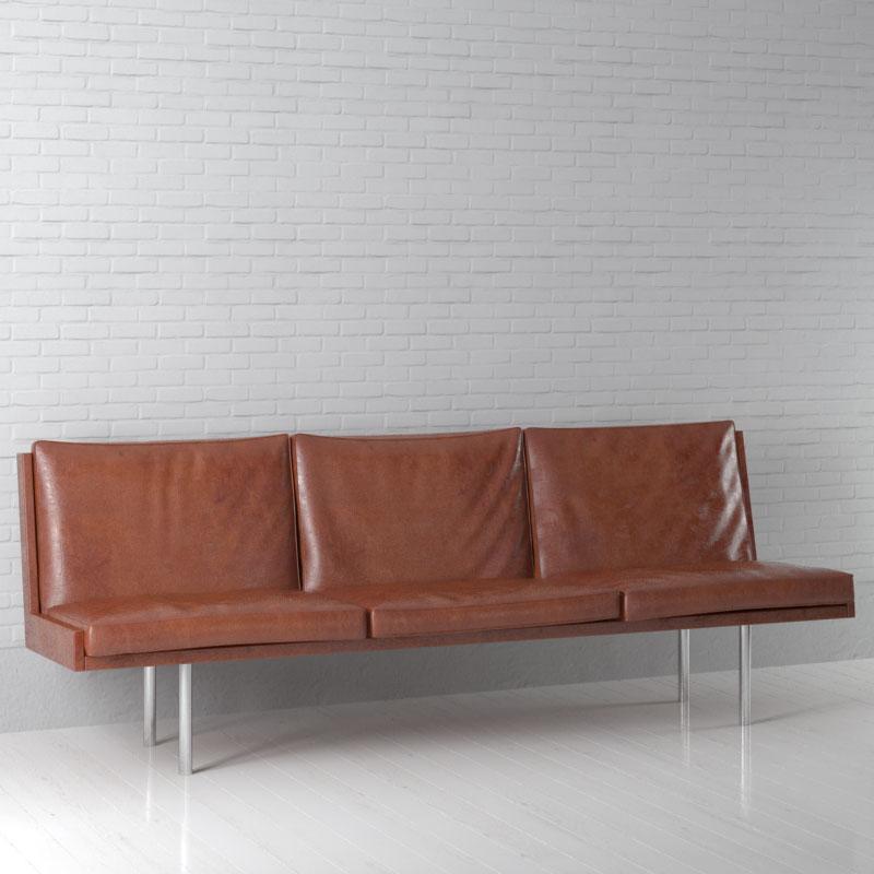 sofa 30 AM157 Archmodels