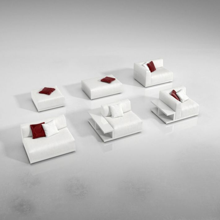 furniture 6 AM129 Archmodels