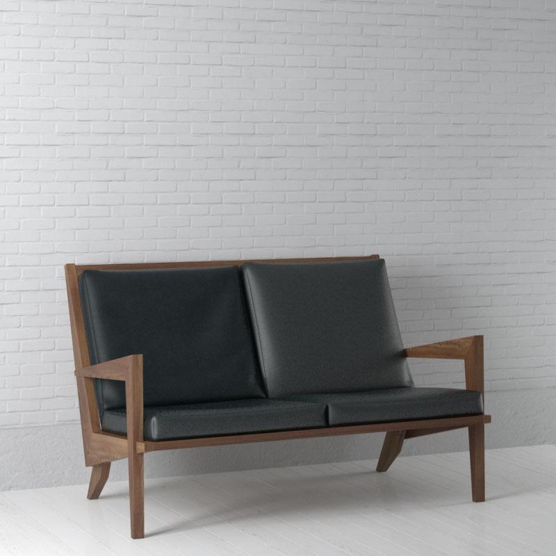 sofa 28 AM157 Archmodels