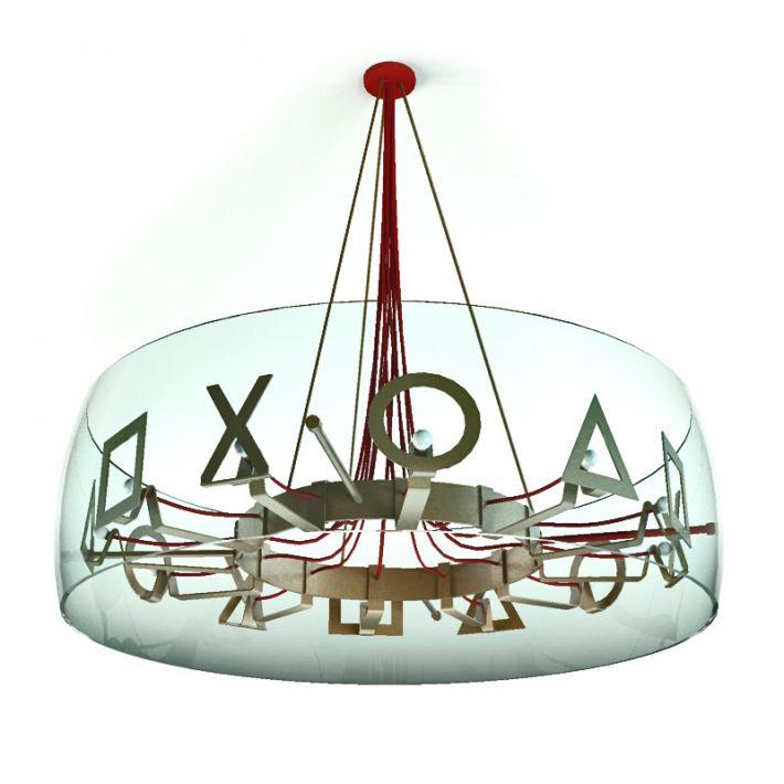 lamp 99 AM50 Archmodels