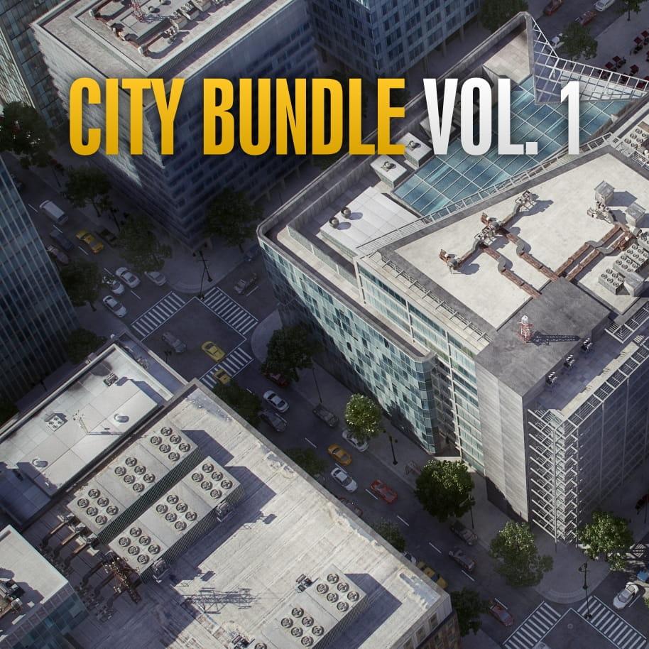City Bundle vol. 1