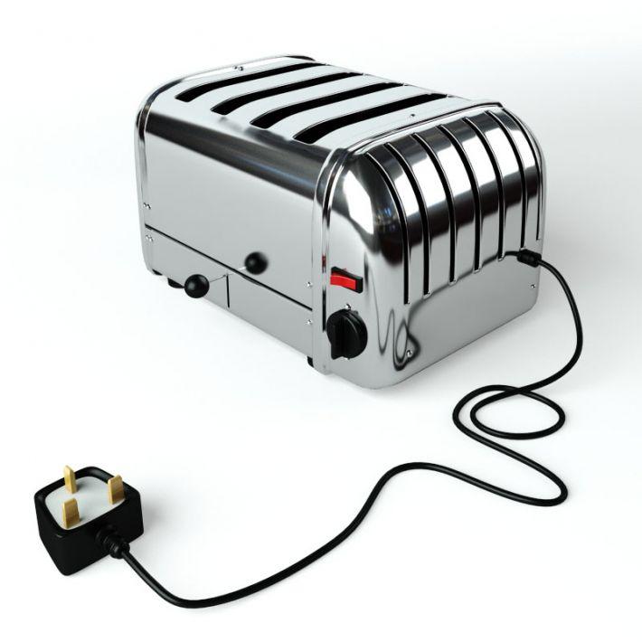 toaster 25 am114