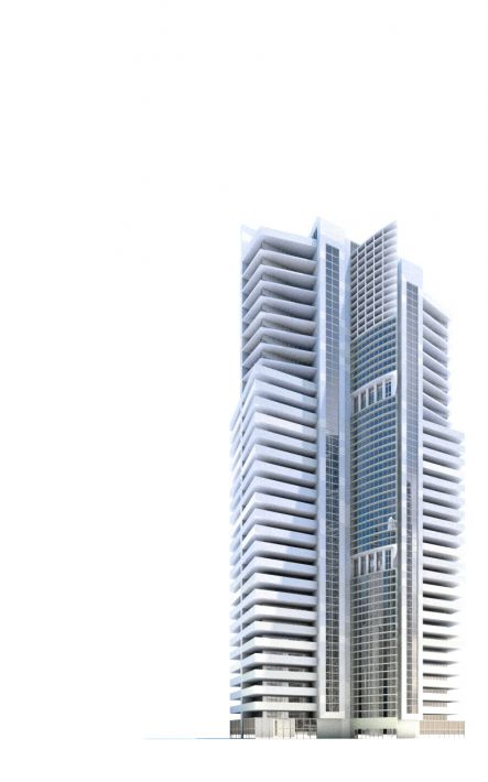 skyscraper 42 AM71 Archmodels
