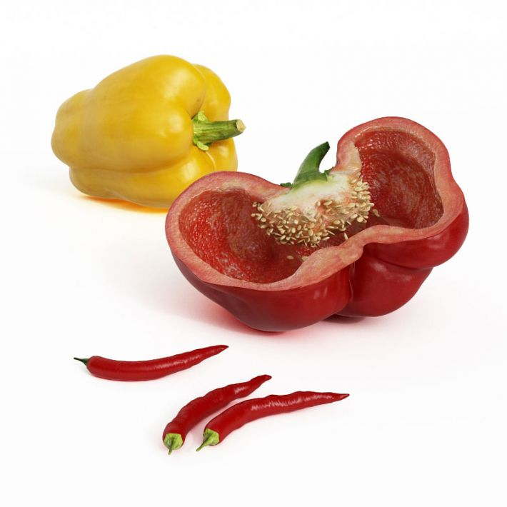 paprika 29 AM130 Archmodels