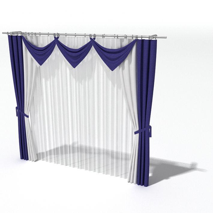 curtain 35 AM60 Archmodels