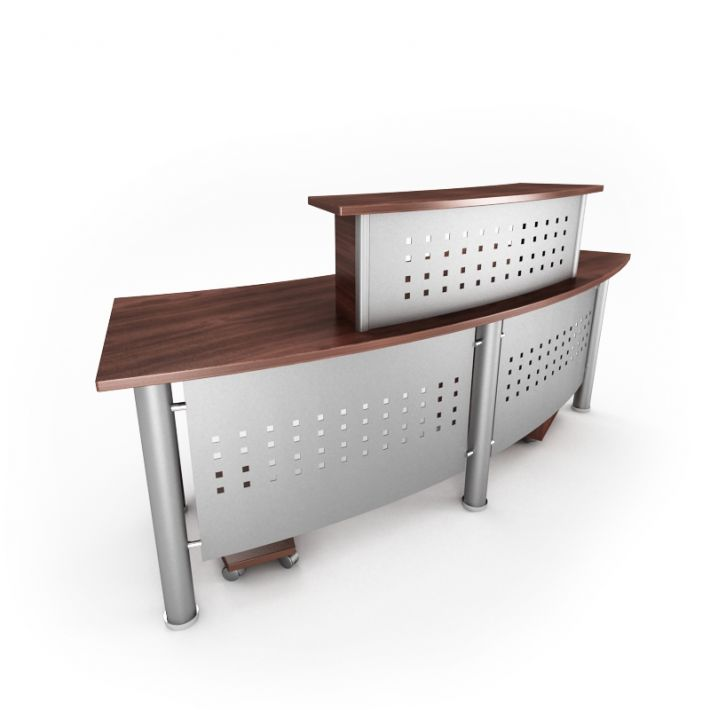 office reception table. Reception Desk 43 AM53 Archmodels Office Table O