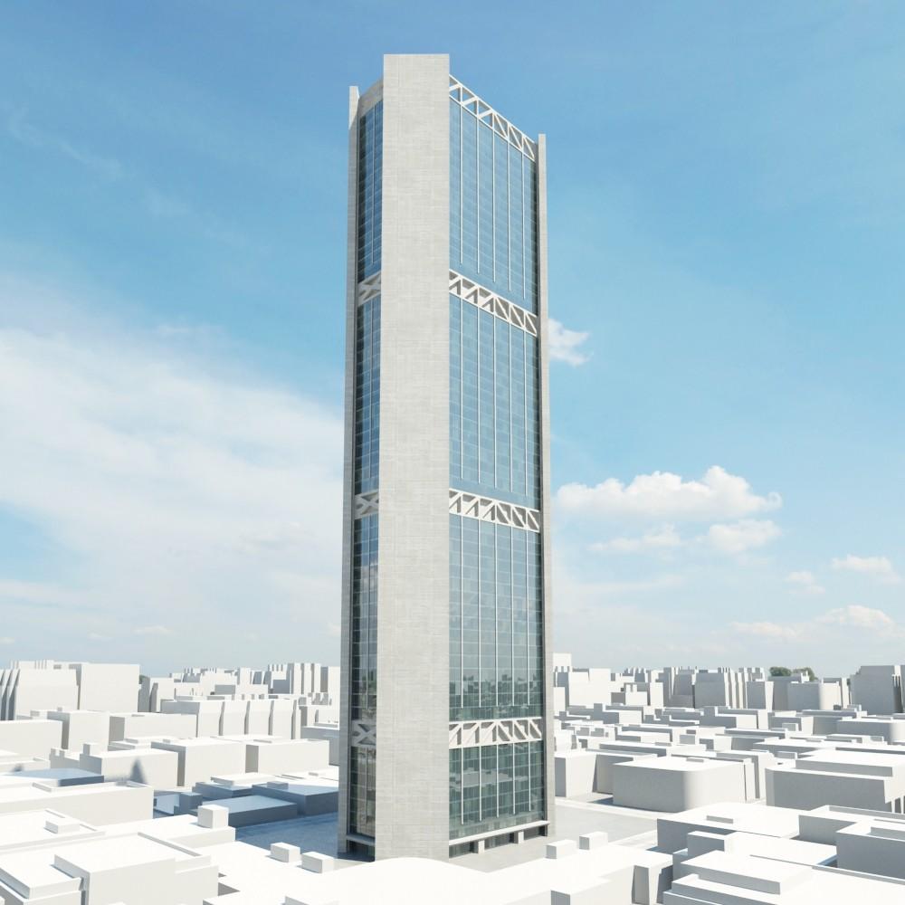 24 skyscraper