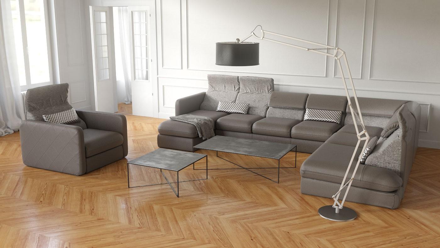 Furniture 5 AM167 Archmodels