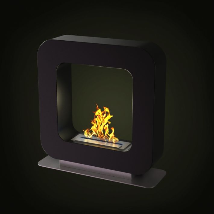 fireplace 6 AM97 Archmodels