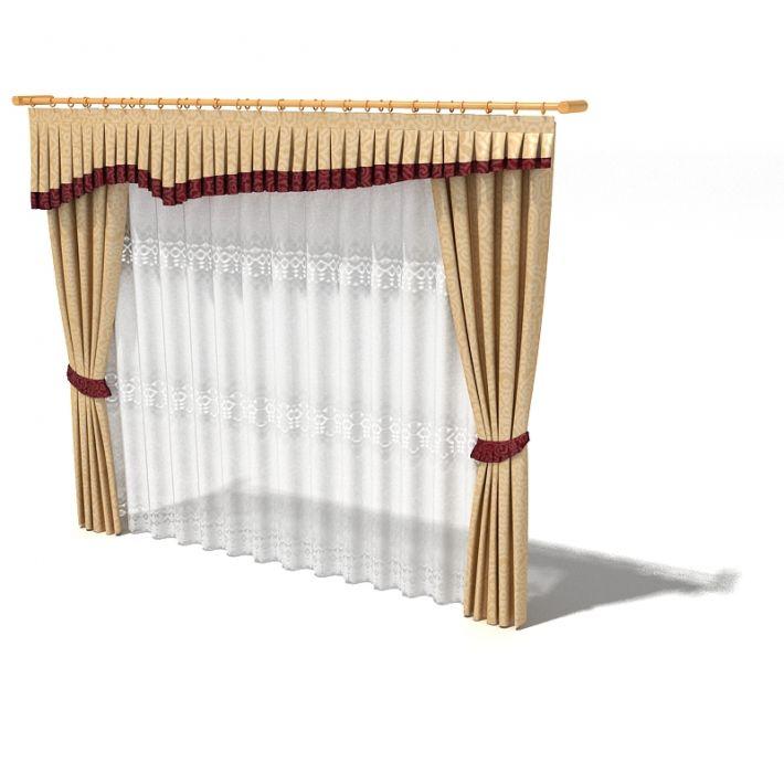 curtain 40 AM60 Archmodels