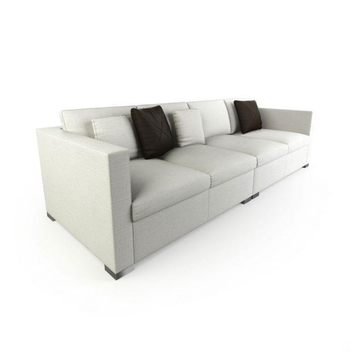 sofa 70 AM125 Archmodels