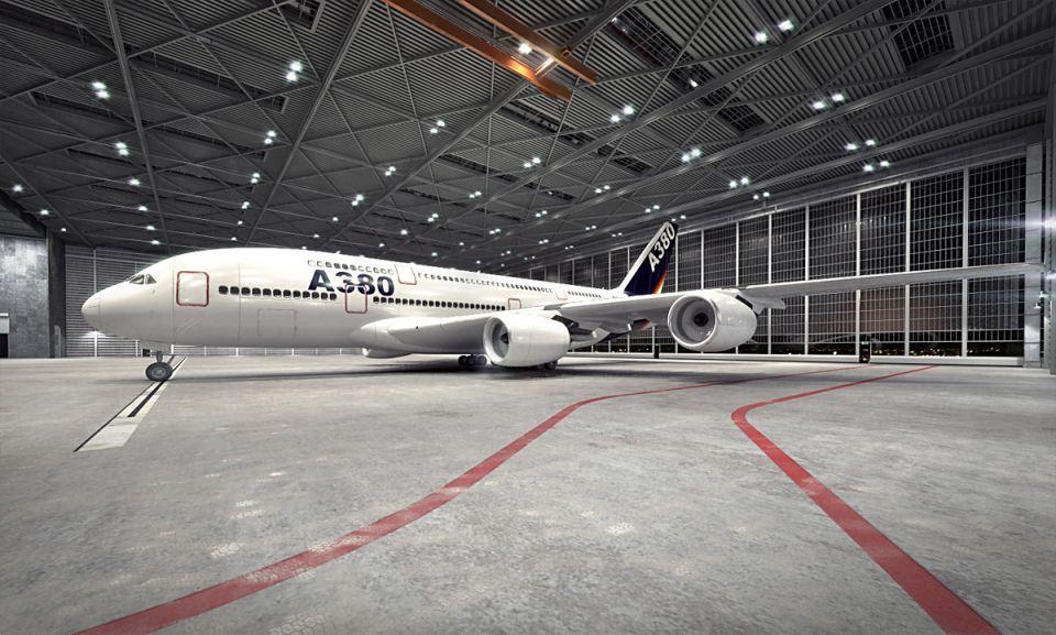 Airbus a380 AM73 Archmodels