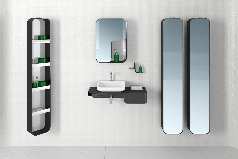 Bathroom furniture 35 am168