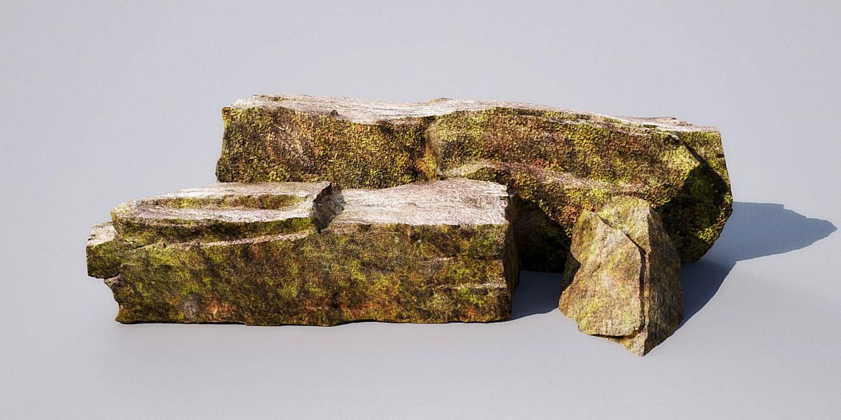 stones 15 2 AM148 Archmodels
