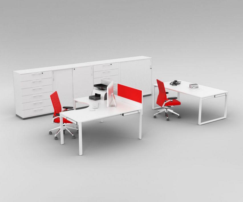 office set 2 AM110 Archmodels