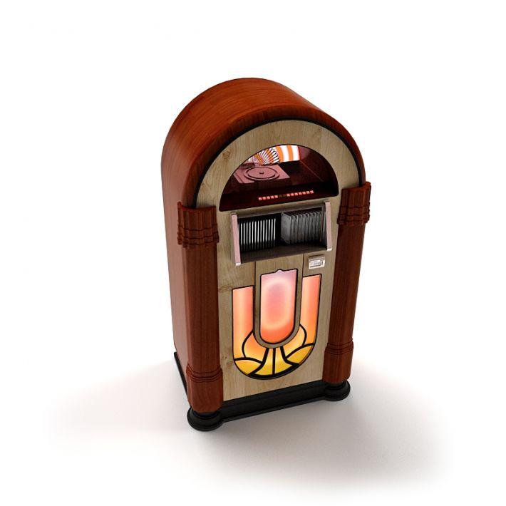 game machine 45 AM47 Archmodels