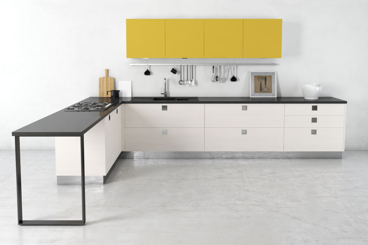 kitchen 21 AM137 Archmodels