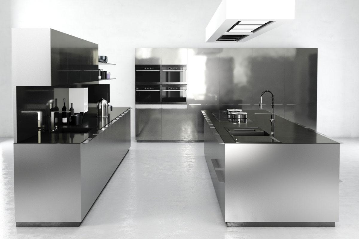 kitchen 9 AM137 Archmodels