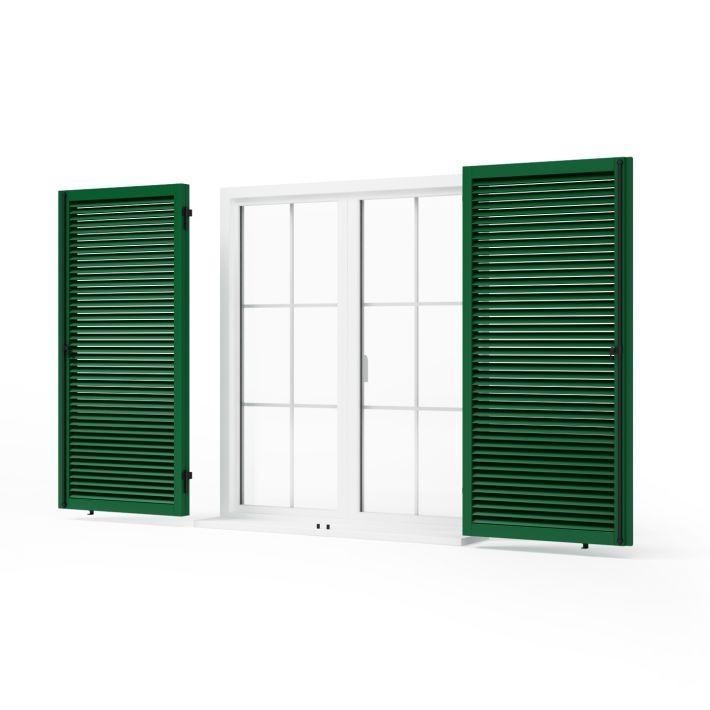 window shutters 69 AM95 Archmodels