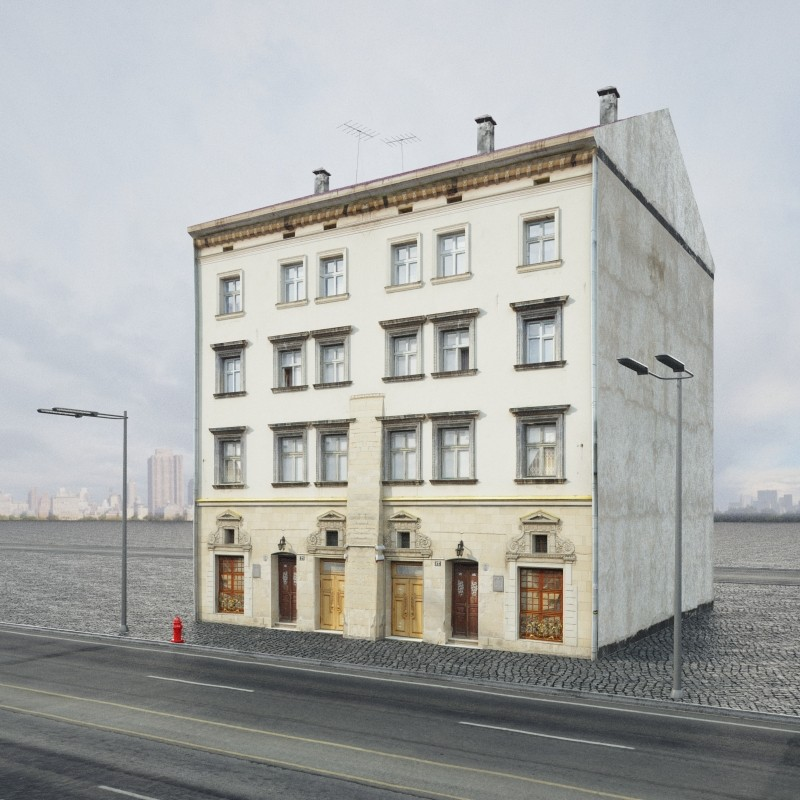 Building 3 AM172 Archmodels