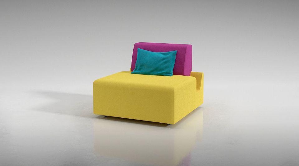 furniture 8 5 AM129 Archmodels