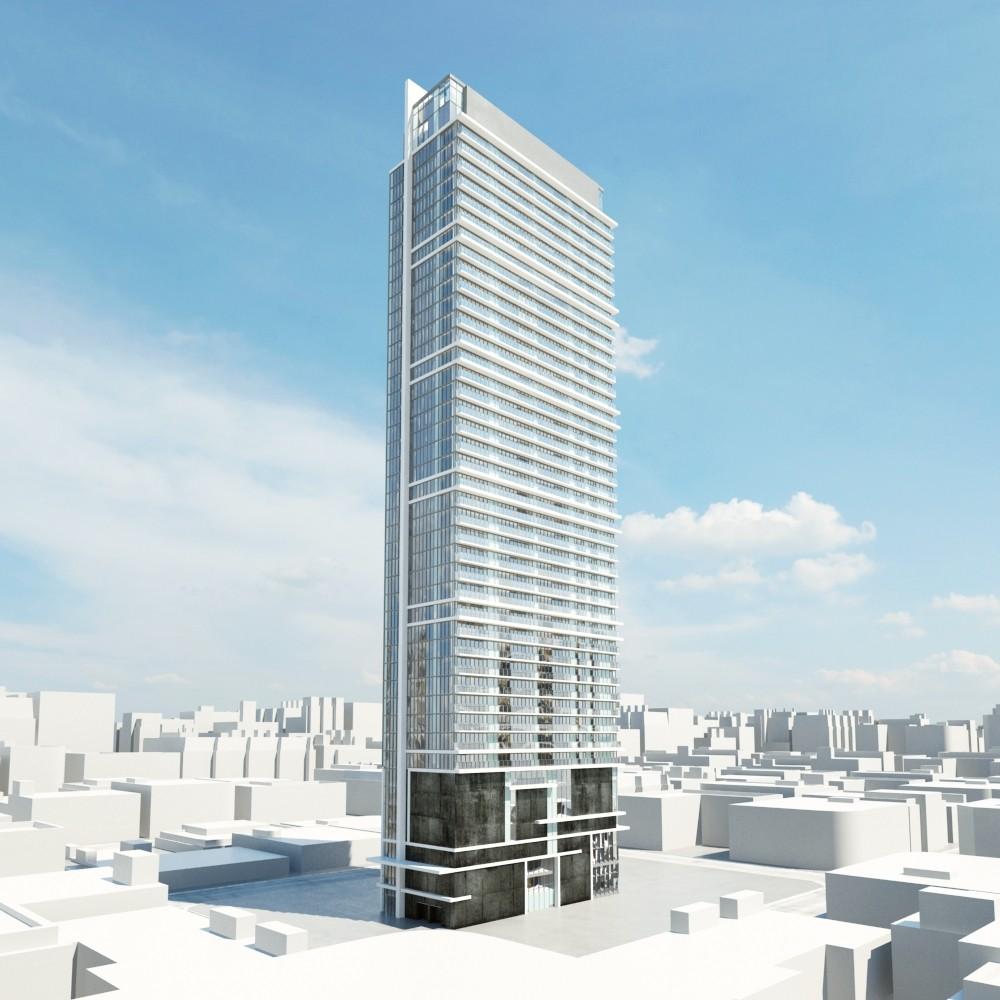 1 skyscraper