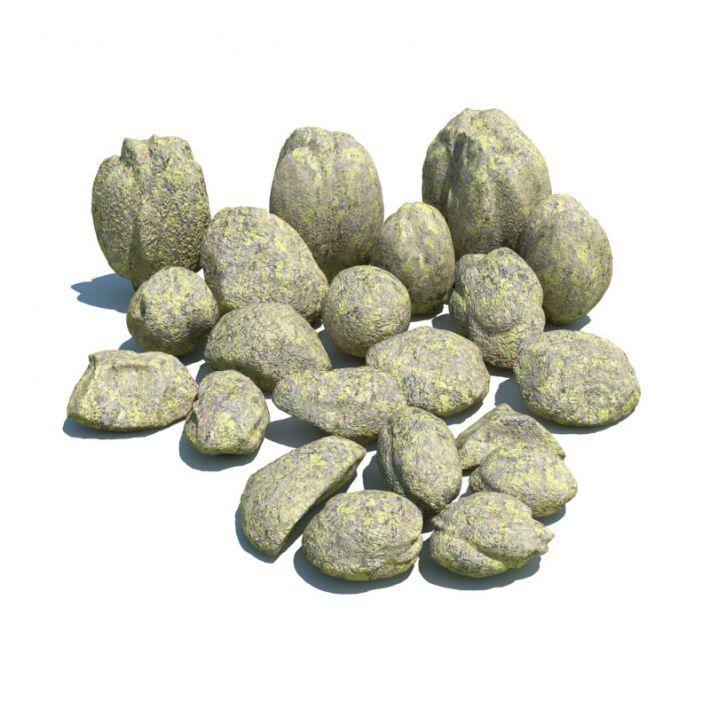 large stones 146 AM124 Archmodels