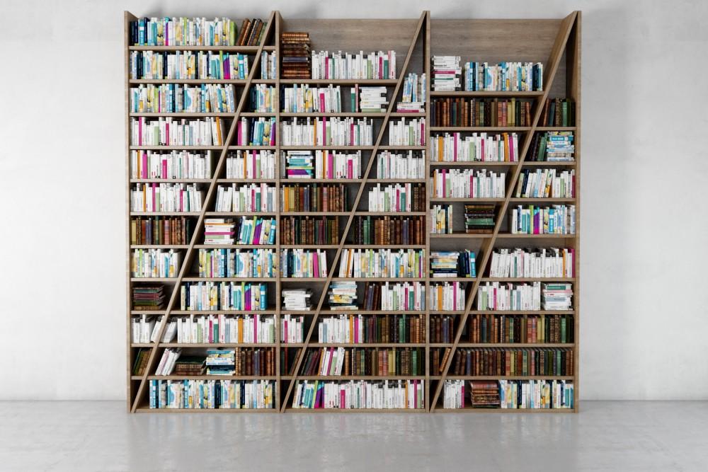 bookshelf 11 AM179 Archmodels