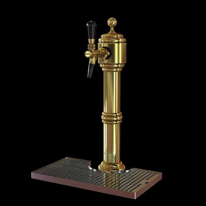 beer tap 11 AM104 Archmodels