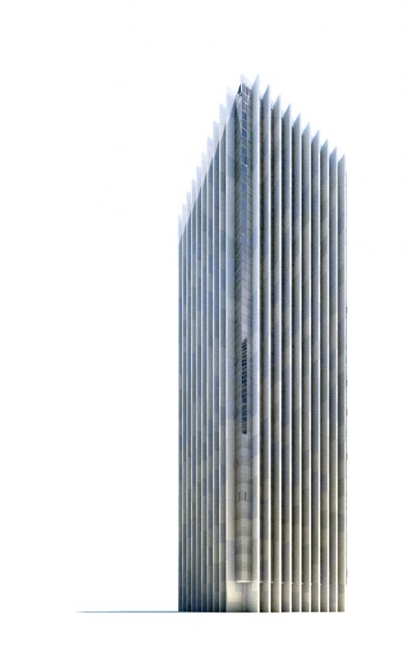 skyscraper 50 AM71 Archmodels