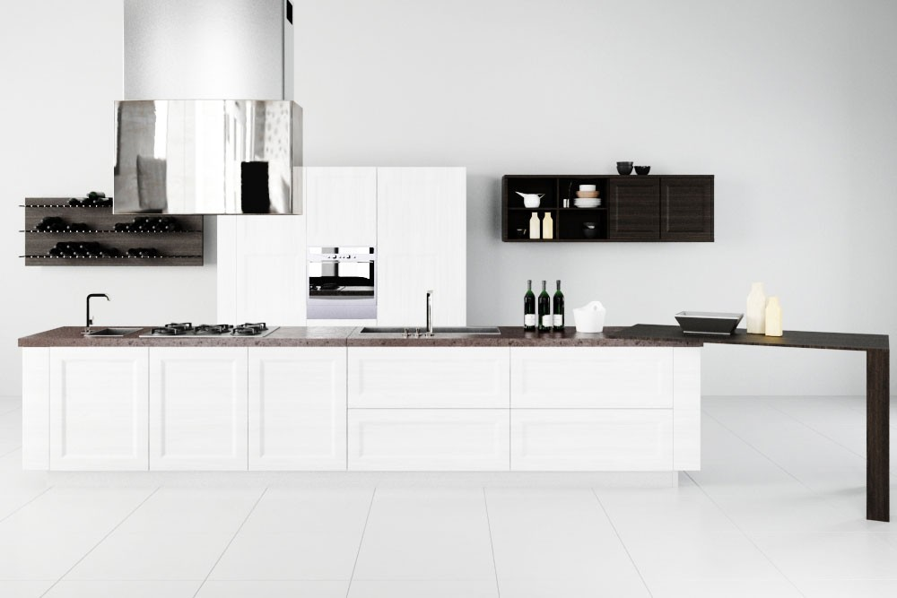 kitchen 13 AM166 Archmodels
