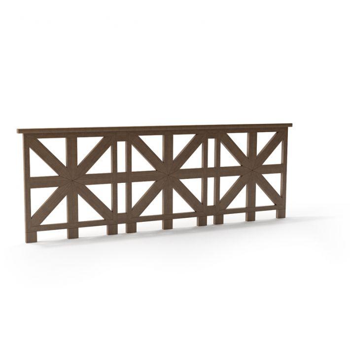 railing 117 AM79 Archmodels