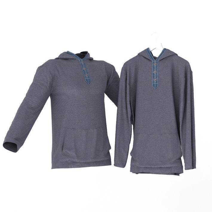 blouse 33 AM102 Archmodels