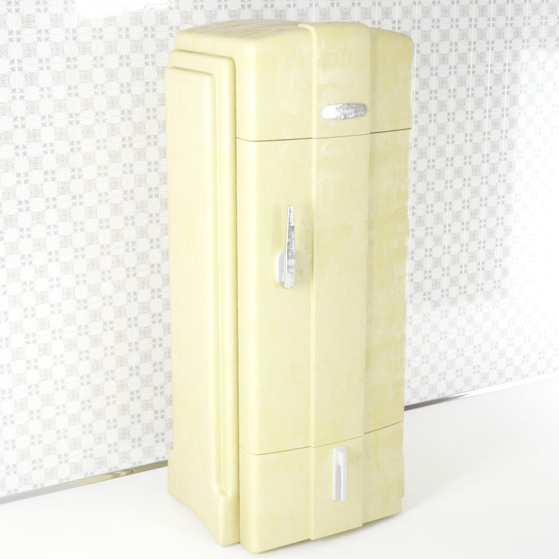 fridge 44 AM143 Archmodels