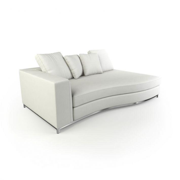 sofa 78 AM125 Archmodels