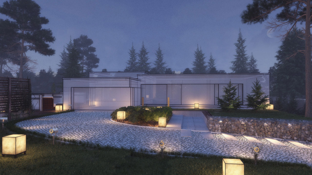 Archexteriors scene 6 ae19 for cinema4d archexteriors for House rendering software free