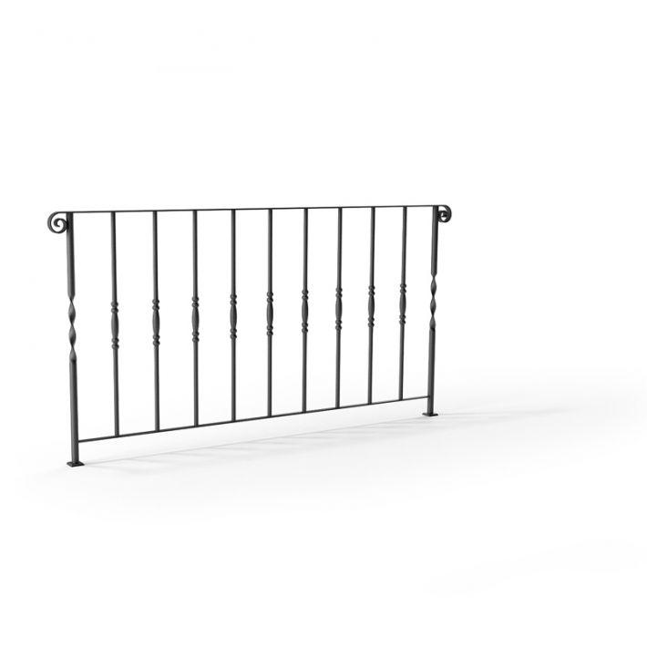 railing 94 AM79 Archmodels