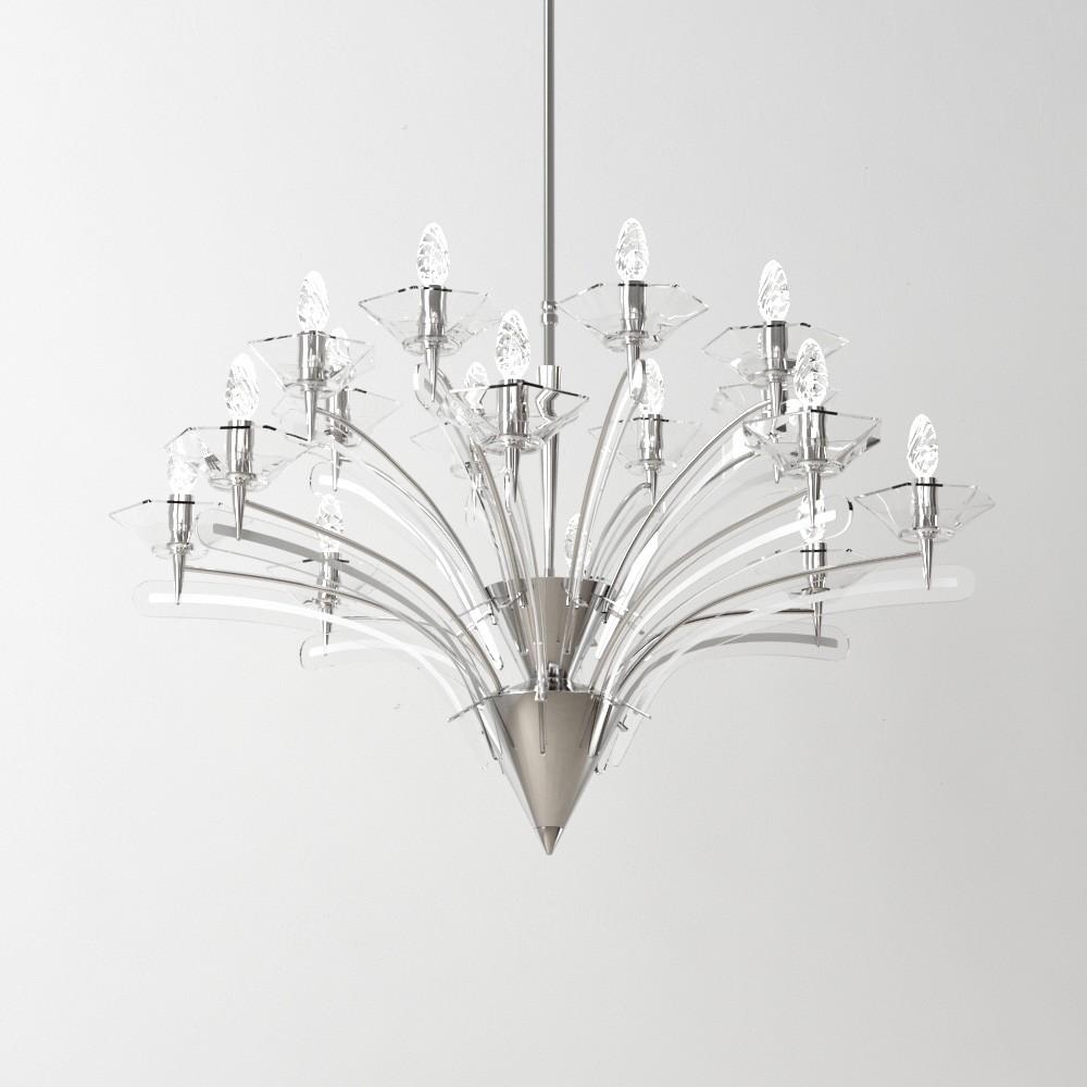 chandelier 25 AM175 Archmodels