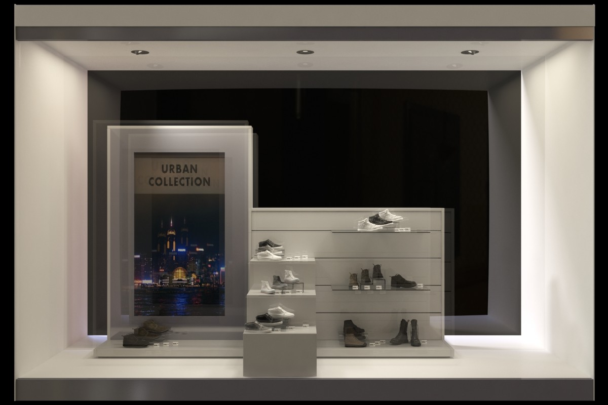 Shop exposition 7 AM178 Archmodels