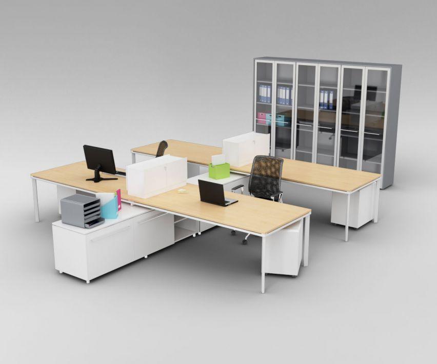 office set 6 AM110 Archmodels
