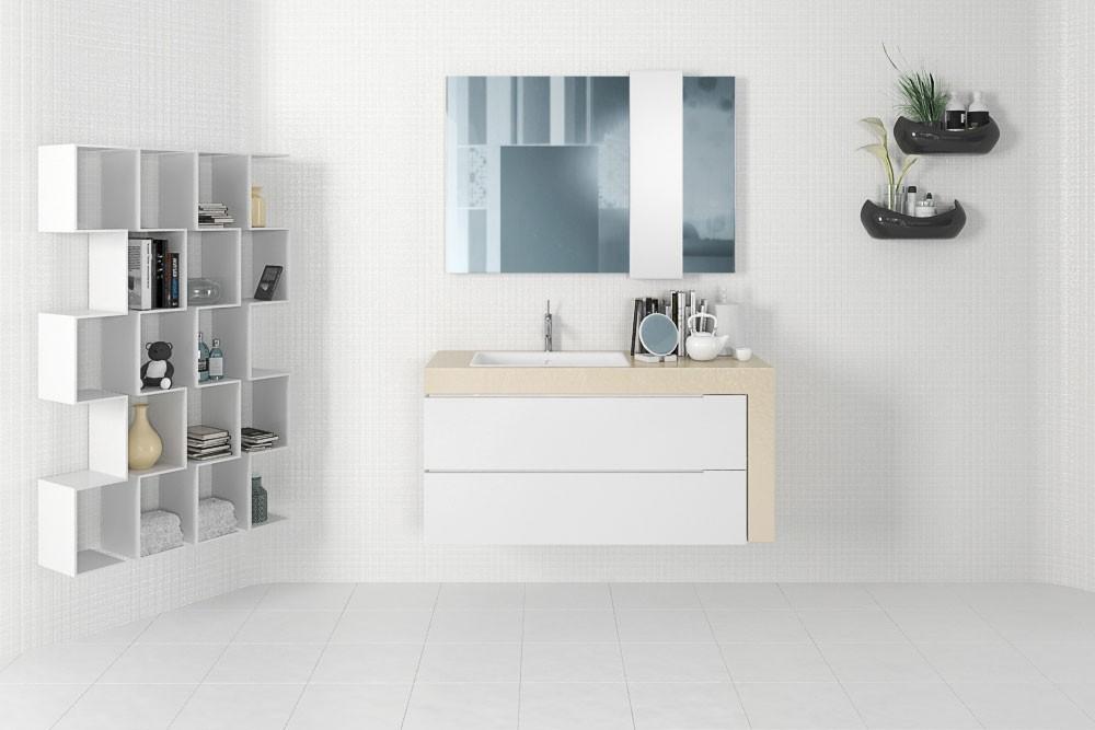 Bathroom furniture 3 AM168 Archmodels