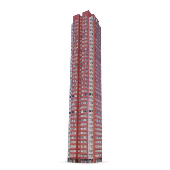 building 57 AM62 Archmodels