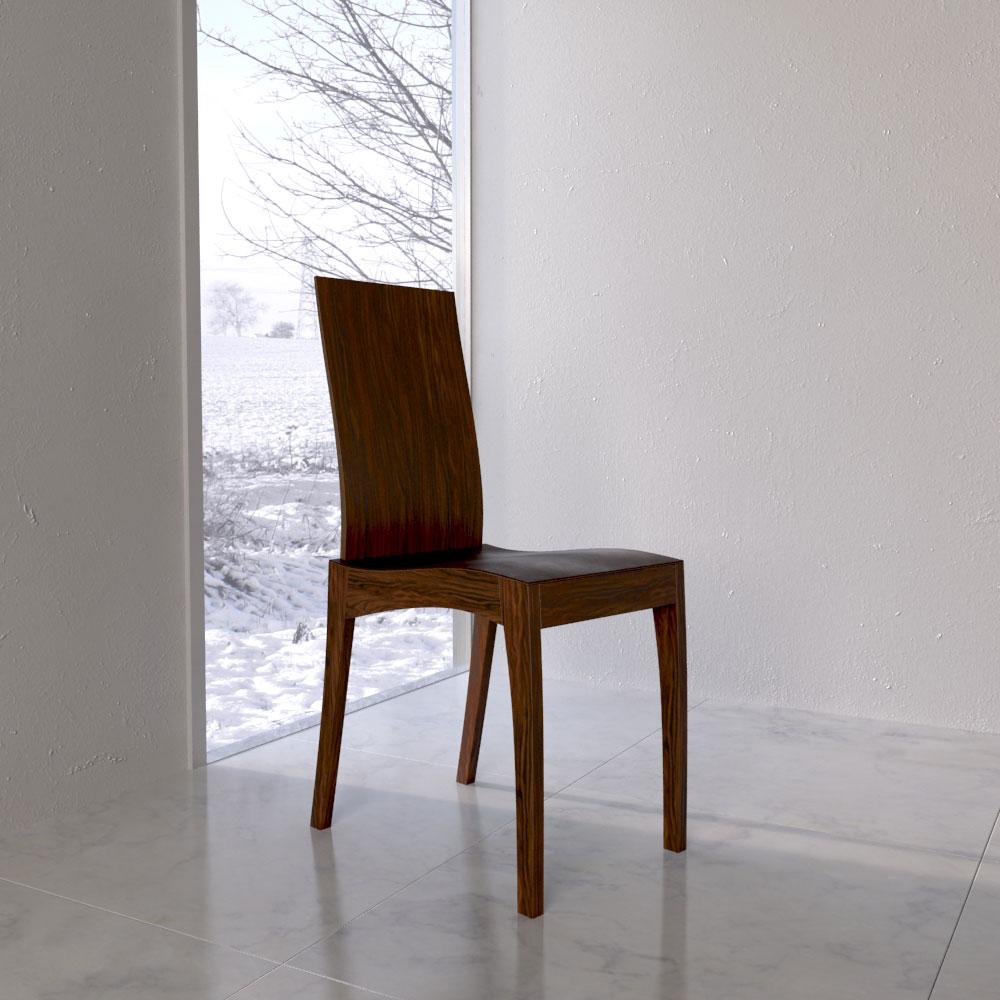 chair 128 AM147 Archmodels