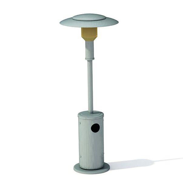 Garden lamp 95 AM22 Archmodels
