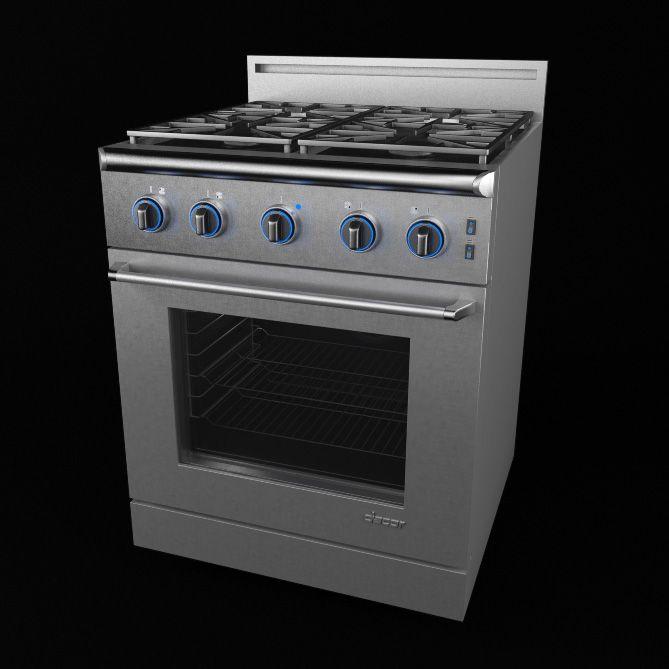 Decor ER30G kitchen appliance 39 AM68 Archmodels